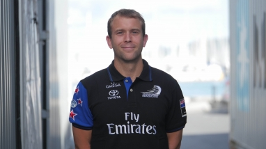 Hubert Woroniecki, Emirates Team New Zealand Trainer