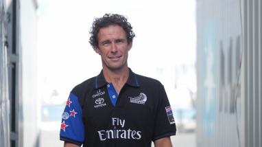 Harry Lynskey, Emirates Team New Zealand Chef