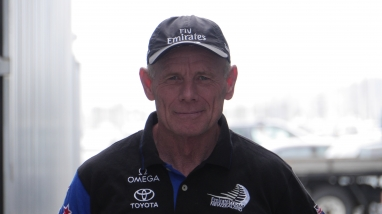 Emirates Team New Zealand CEO Grant Dalton