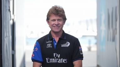 Sean Regan, Emirates Team New Zealand Shore Team Coordination, Boat Building Team Leader