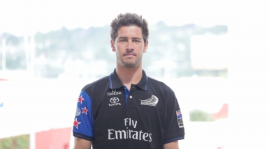 Joshua McCormack, Emirates Team New Zealand Boat Builder
