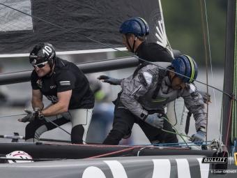 BULLITT GC32 RACING TOUR - Austria Cup - Racing Day 3 - 29th May 2015 - Gmunden (AUS